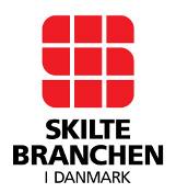 Skiltebranchen i Danmarks logo