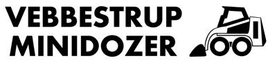 Logo Vebbestrup Minidozer
